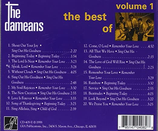 Dameans The Best Of The Dameans 1 Amazon Music