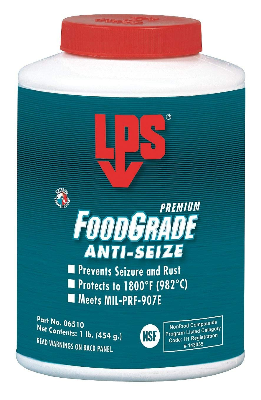 LPS Food Grade Anti-Seize 1 lb Can