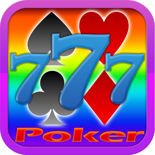 Rainbow Colors Poker Free Game]()