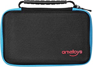 Ametoys Nintendo NEW 2DS XL / 2DSLL Case Storage Bag Portable Cover with 2pcs Screen Protectors