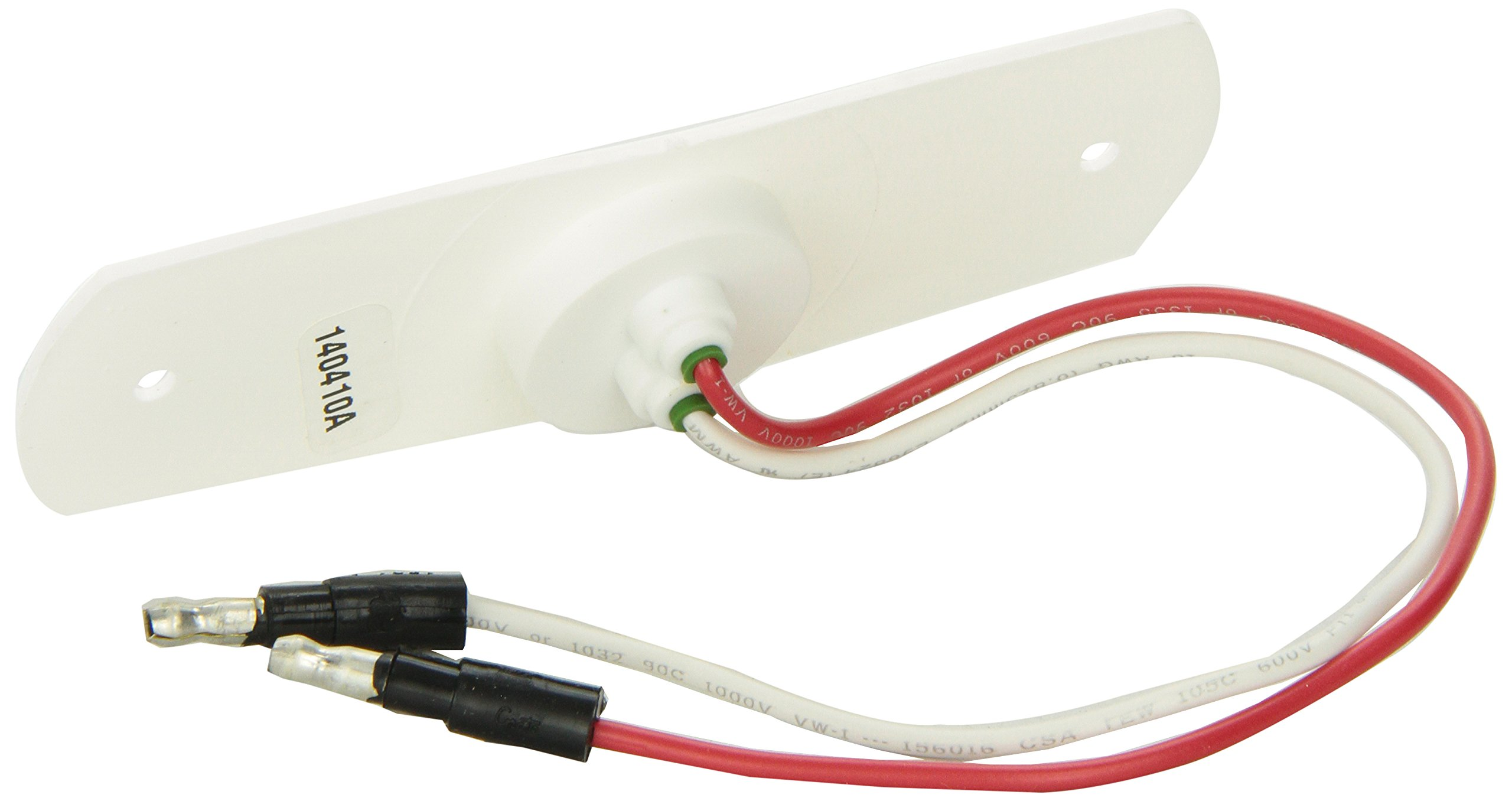 Grote 47262 Red SuperNova Low-Profile LED Clearance Marker Light (out Bezel) by Grote (Image #3)