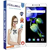 CELLBELL® Tempered Glass Screen Protector For Coolpad Cool1 With FREE Installation Kit