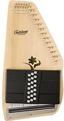Oscar Schmidt OS45CE the Appalachian Electric Autoharp