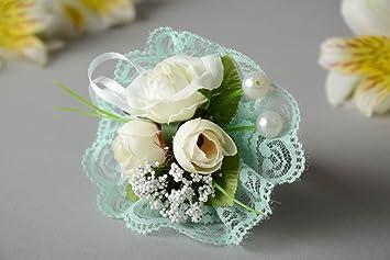 Hochzeit Blumen Weiß