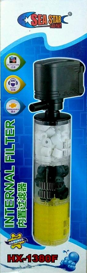 Pet Supplies Sea Star Submersible Filter