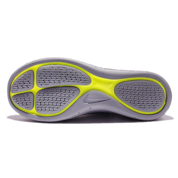 Nike 849665-001, Chaussures de Trail Femme, Noir (Black/Metallic Silver/Dark Grey/Stealth), 39 EU