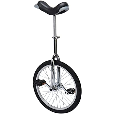 Fun 20 Inch Wheel Unicycle with Alloy Rim