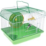 Homyl ハムスター 巣 ペット キャリア スナネズミ マウス ラット 小動物 家 ケージ 色ランダム 全2サイズ - #2