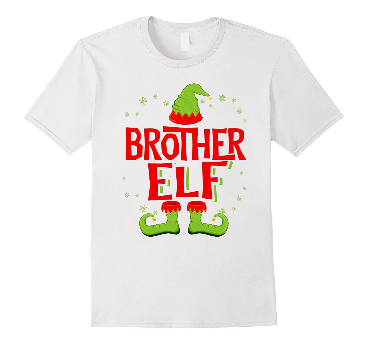 brother elf matching family christmas
