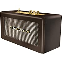 Madison Freesound-Vintage-Wd - Altavoz Bluetooth