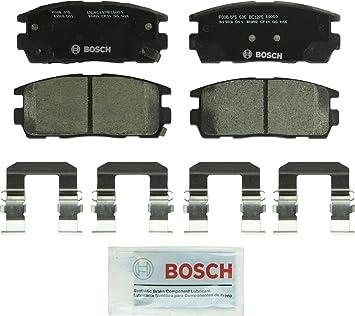 Bosch BC792 QuietCast Brake Pad Set