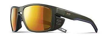 d8bd20dc1a Julbo Shield Gafas de Sol Mixta, Escudo, Unisex Adulto, Color Army/Bleu