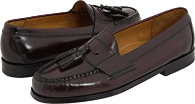 dcfaf6f4c72 Image Unavailable. Image not available for. Color  Cole Haan Men s Pinch  Tassel ...