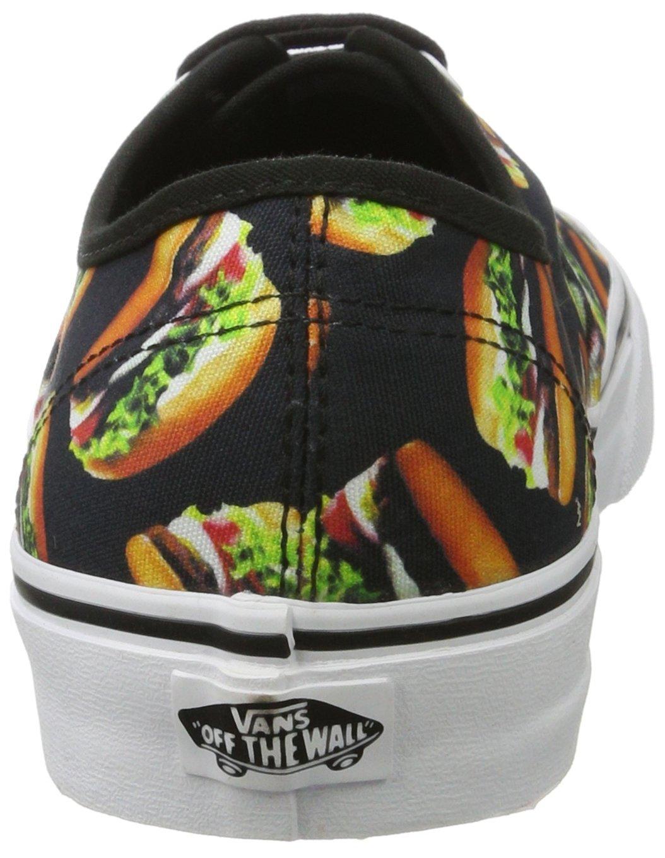 Vans Authentic B011SLDNH6 10.5 D(M) US|Black/Hamburgers