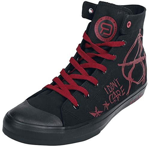 The Emp Sneakers itScarpe Alte Red E NeroAmazon Line Walk By Borse W92HDEI