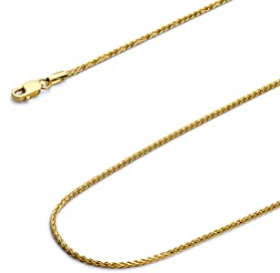 14k Yellow Gold Crab Claw Charm Pendant 11x26mm 4.16 Grams