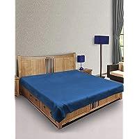 Factcore™ Baby Plastic Sheet/Mattress Protector Sheet,Waterproof Bedsheet (6 ft X 6.5 ft)