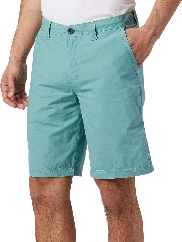 Shark Algod/ón Talla EE.UU.: W40//L12 Negro UK Talla: W40//L12 Hombre Columbia 1491953 WASHED OUT SHORT Pantalones Cortos