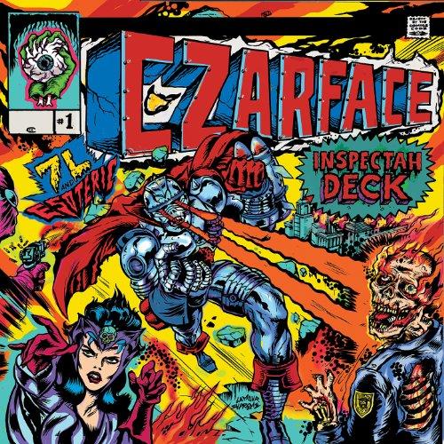 Inspectah Deck + 7l & Esoteric=Czarface