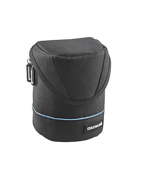 Cullmann 99392 - Bolsa para objetivos de cámara, negro