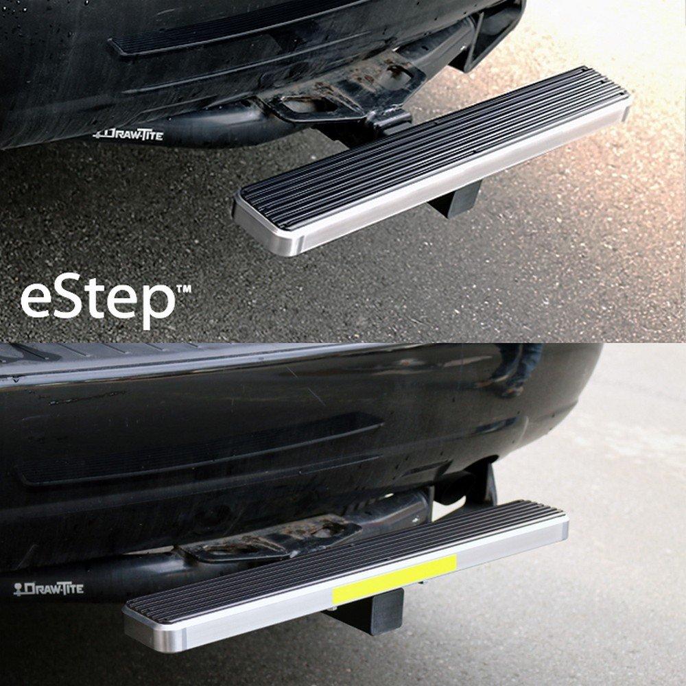 Off Roader Estep Hitch Step Aluminum 14 Fits 2 Receivers Hitch Rear Step Bumper Protector Guard