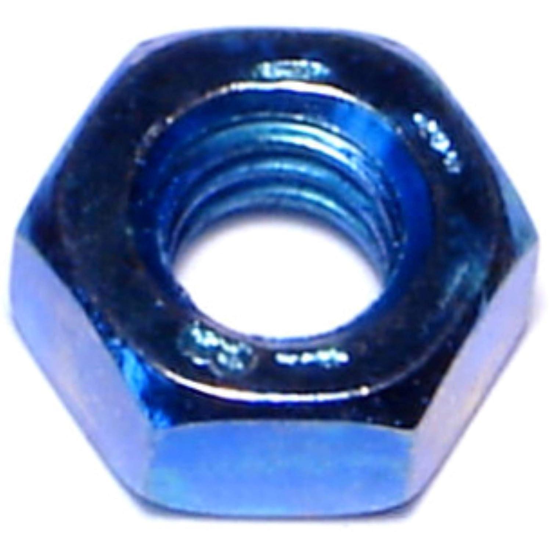 Hard-to-Find Fastener 014973383688 Grade 8 Coarse Hex Nuts 1//4-20-Inch 729-Piece