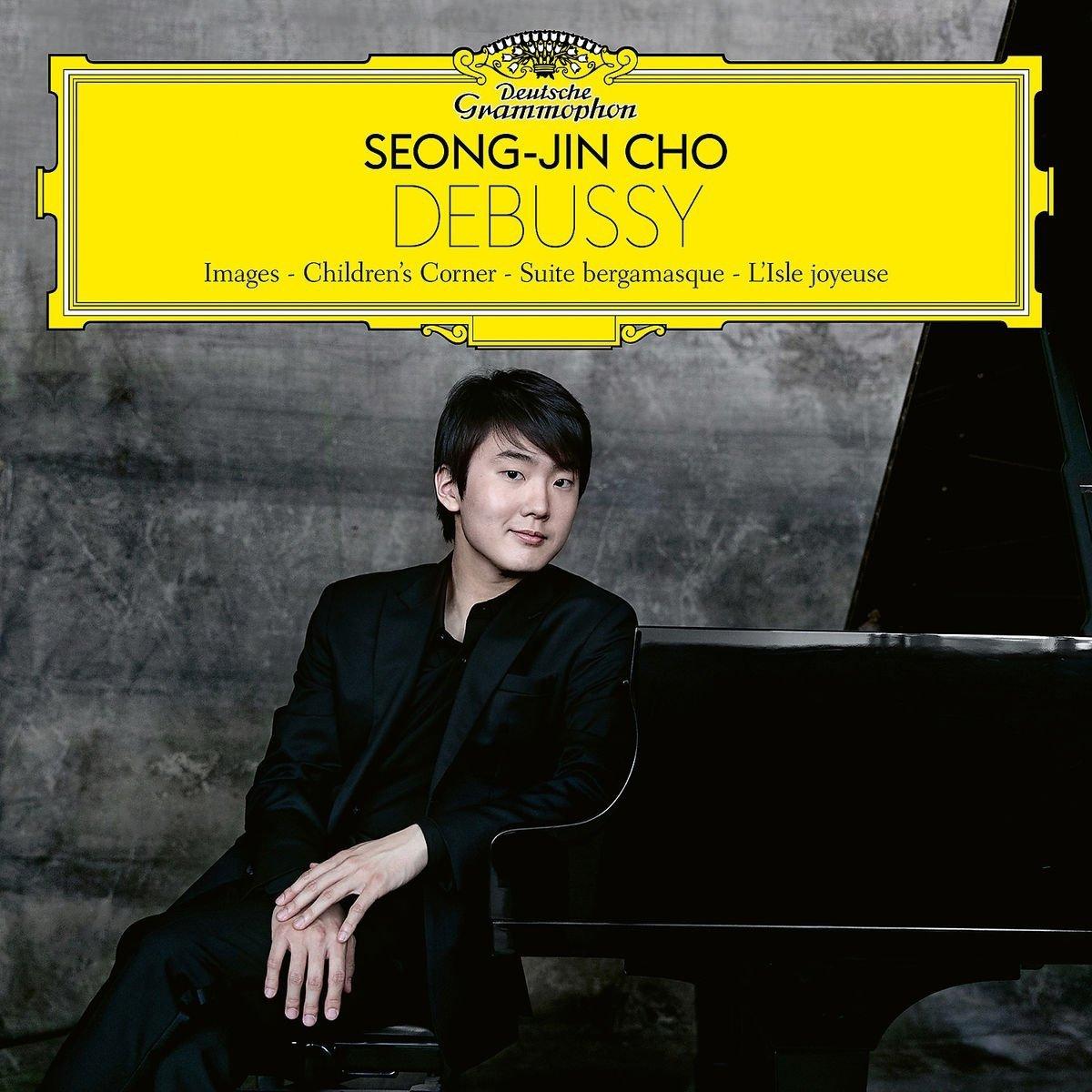 Vinilo : Seong-Jin Cho - Debussy (2 Disc)