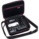 Smatree Etui de Transport pour DJI Spark Drone, Sac pour Ranger Batterie,radiocommande,Chargeur et Spark Drone Fly More Combo