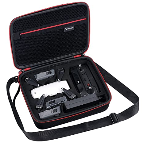 Amazon.com  Smatree Carrying Case Compatible for DJI Spark Fly More ... 8818474754eb