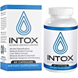 Intox Anti _Alcohol Support Supplement with Kudzu 60 Capsules
