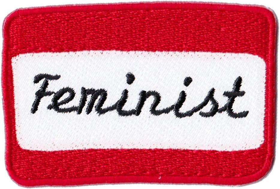 Parche parche de Girl Power feministas Cool hierro en parches – parches para chaquetas: Amazon.es: Juguetes y juegos