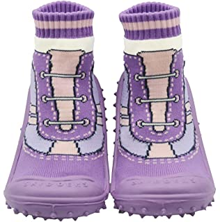 NWT. Skidders Baby Toddler Girls Shoes Size 10-3 Years Style XY4401