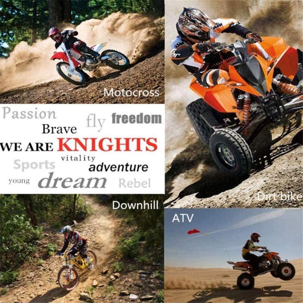 S AMCYT Mopedhelm Motocross Helm Herren,Motorradhelm Set Damen Fullface Motorrad DH Cross Offroad Enduro Mountainbike Helme Kinder-Cross-Helm