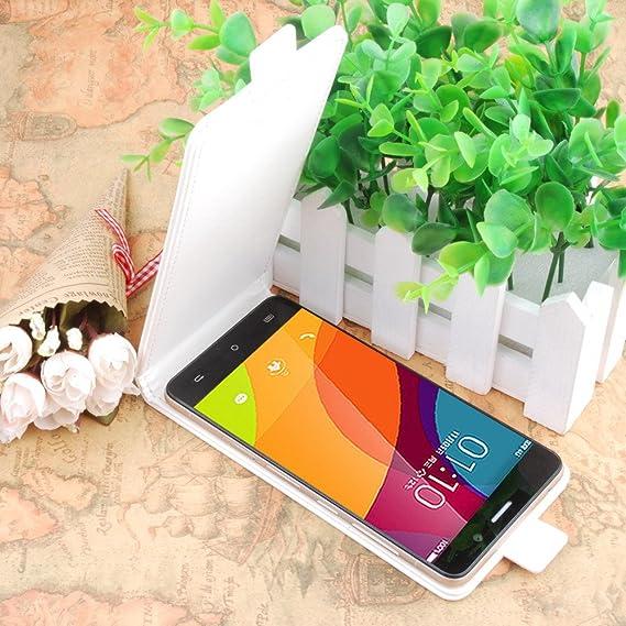 Pretty Box Prevoa ® 丨Original Flip PU Case Cover Funda para Cubot X9 Smartphone: Amazon.es: Electrónica