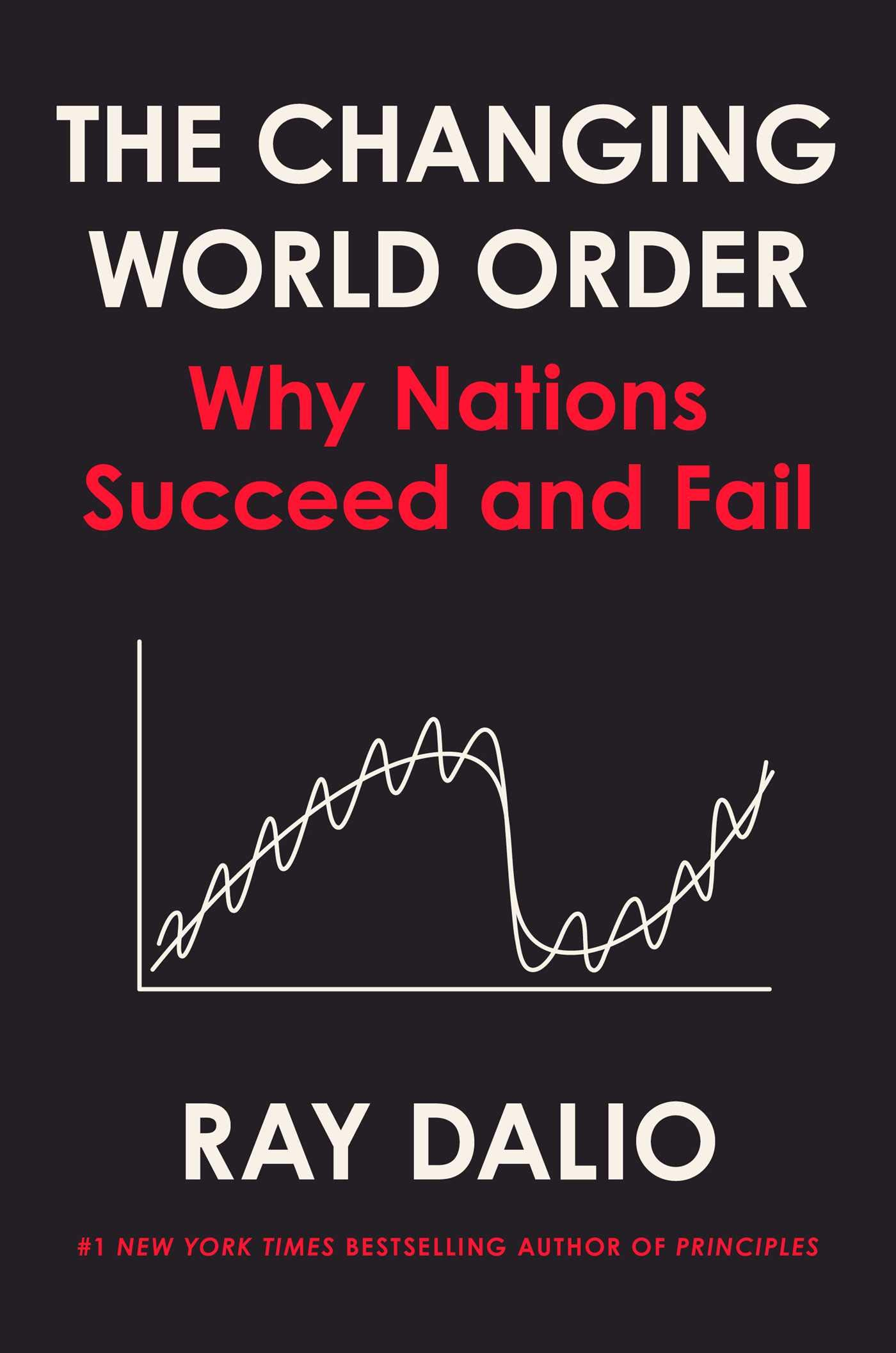 The Changing World Order: Why Nations Succeed and Fail: Dalio, Ray:  9781982160272: Amazon.com: Books