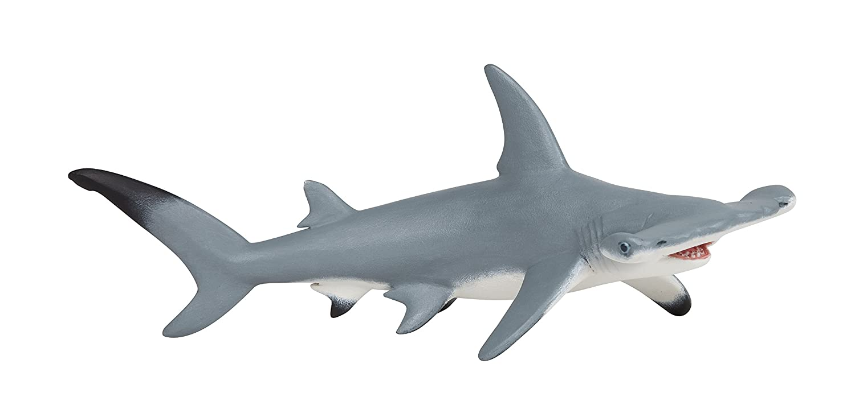 Papo Marine Life Figure, Hammerhead Shark
