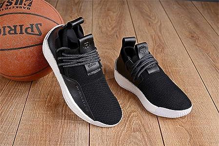 0731ea952653 Mens Harden LS2 Lace Basketball Shoes Black. Jun hua Mens Harden LS2 Lace  Basketball Shoes ...