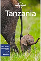 Lonely Planet Tanzania (Travel Guide) Paperback