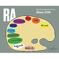 Royal Academy of Arts Desk Diary 2019