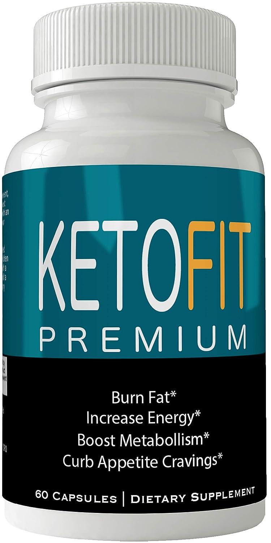 Amazon Com Keto Fit Premium Pills Natural Ketogenic 800 Mg Formula