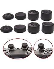 Pandaren® Aufsätze Thumb Grip Stick 8 Einheiten Professionelle Pack für PS2, PS3, PS4, Xbox 360, Wii U, Switch PRO Controller