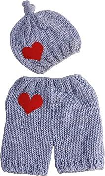 Vektenxi 1 Satz Infant Baby sch/öne raupe Kleidung handgemachte h/äkeln Baby kost/üm kreative Foto Requisiten f/ür Jungen und m/ädchen