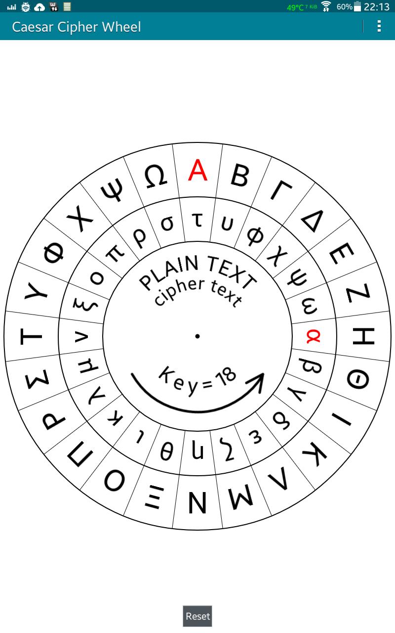 Caesar cipher maker   Crack the Code: Breaking a Caesar Cipher