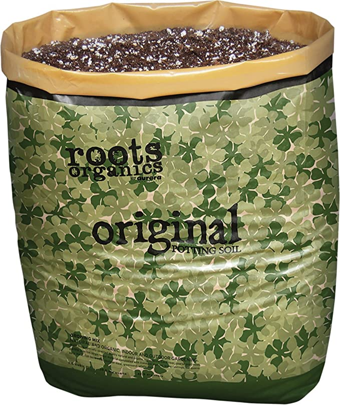 Roots Organics ROD75 Growing Media - Best Cannabis Nutrients for Soil