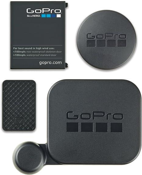 GoPro Caps + Doors - Pack de Accesorios para cámaras Digitales GoPro Hero3, Negro: Amazon.es: Deportes y aire libre