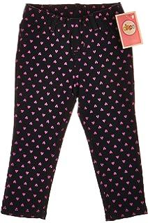 e9cbf41afb65e Amazon.com: Circo Toddler Girls' Polka Dots Legging Pant White ...