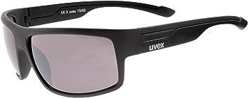 Uvex Sonnenbrille schwarz Einheitsgröße 4kWKkgON