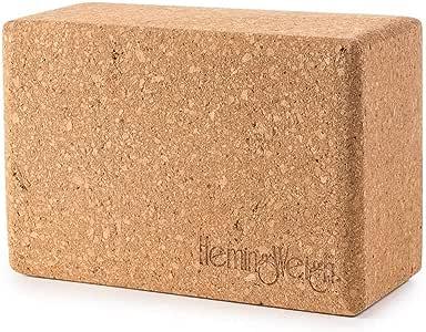 HemingWeigh Cork Yoga Block