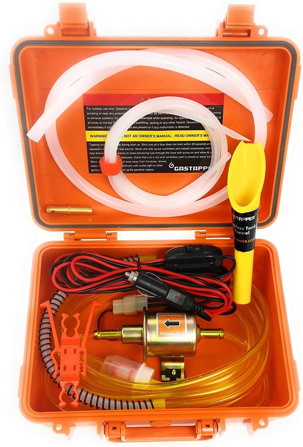 GasTapper 12 V Bomba de Transferencia de Gasolina/sifón UTV de, Barcos, Equipos, vehículos, Gas, Diesel – Búsqueda gentap para Otros Modelos