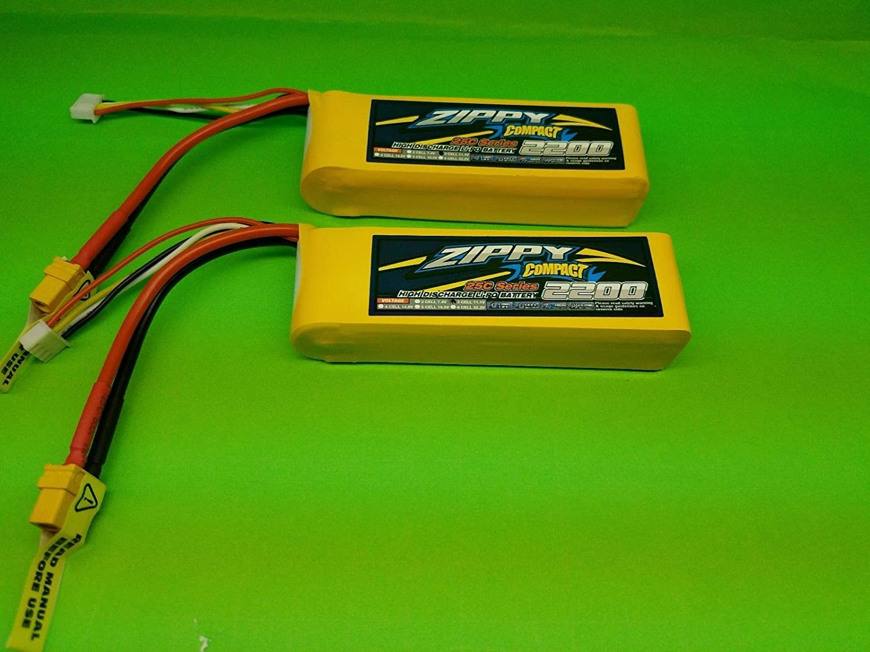 Brand New 2 You /& Me RC lipo Batteries 2200mAh